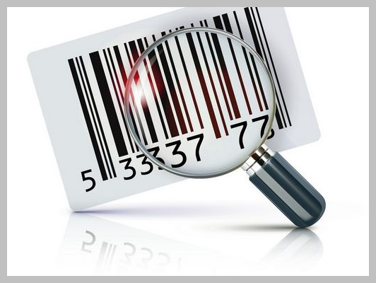 Optical Inventory Barcode